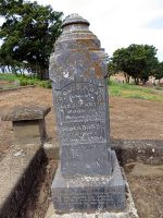 Agnes Adam died May 2, 1894
