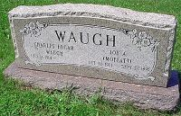 Charles Edgar Waugh 1913-2009