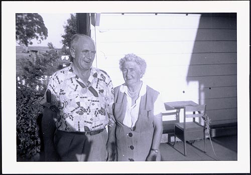 Ron Russell & Agnes Hunter